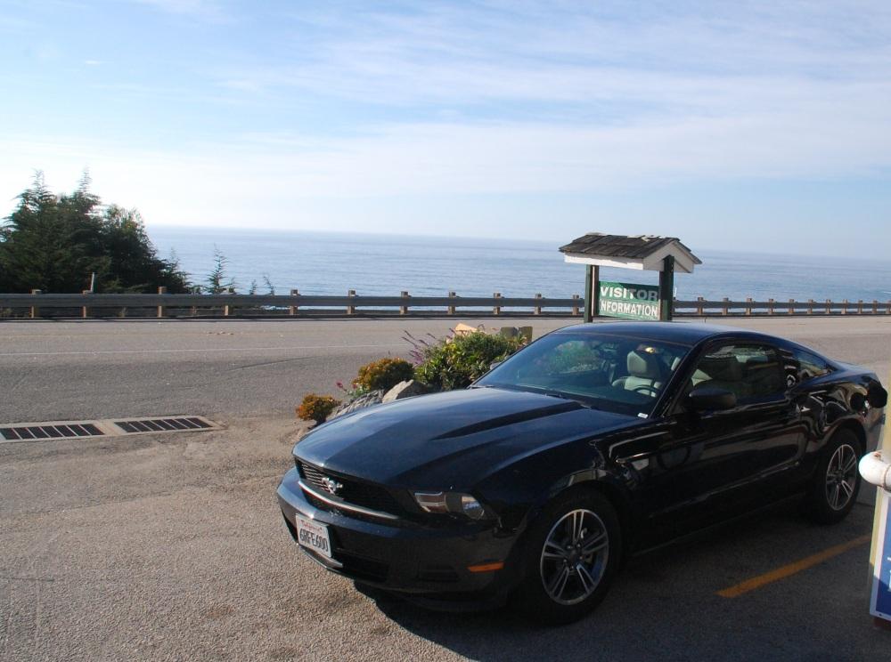 Car Hire La To San Francisco Mustang