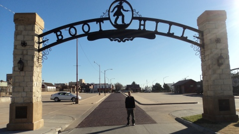 Boot Hill, Dodge City