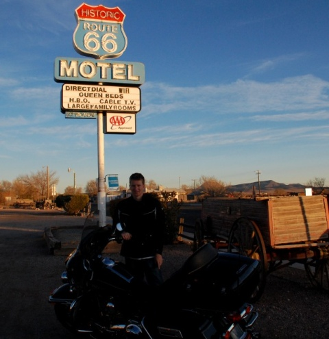 On Route 66