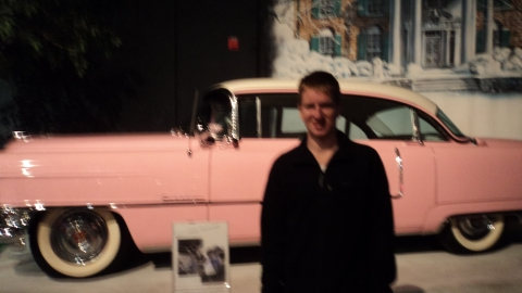 The Pink Caddy